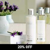Buy White Lavender Bath & Body Gift Set from The White Company