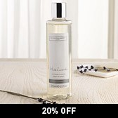 Buy White Lavender Bath & Shower Gel from The White Company