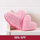 Buy Lavender Filled Hearts - Pink from The White Company