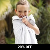 Buy Palermo Hammam Towels from The White Company