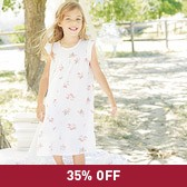 Rose Floral Jersey Nightdress