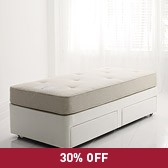 Buy Shropshire Hypnos Mattress from The White Company