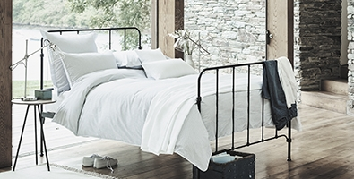 New in bed linen