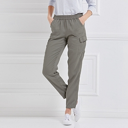 Utility Pull On Trousers