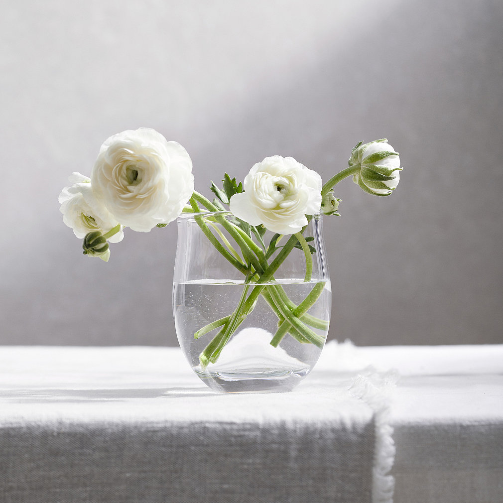 Vases Small Large Glass Vases The White Company Uk