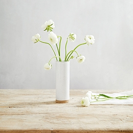 Stoneware Small Vase