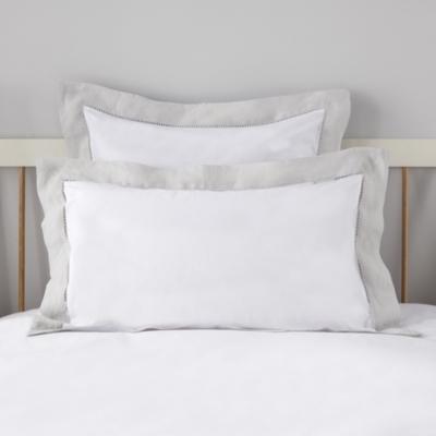 Valencia Oxford Pillowcase - Single