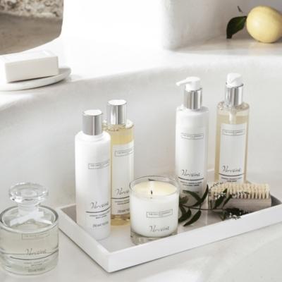 Verveine Bath Foam Decanter