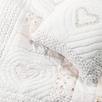 Vintage Floral Cot Bed Quilt