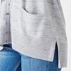 Merino Wool Marl Cardigan