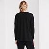 V-Neck Rectangular Sweater