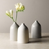 Ceramic Vases - Set of 3