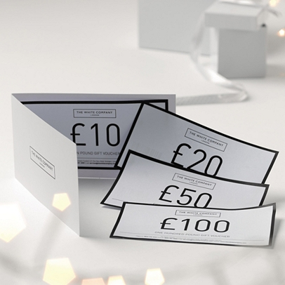 white company vouchers