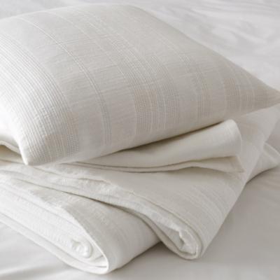 Waffle Stripe Bedspreads & Cushions Covers