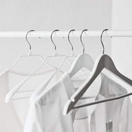 Knitwear Wide End Hangers – Set of 6