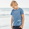 Wave Motif T-Shirt (4-10yrs)