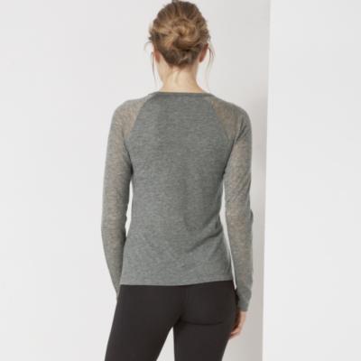 Wool Blend Raglan Top