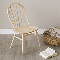 Ercol Windsor Dining Chair - Natural