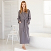 Waffle Double Faced Robe