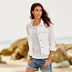 White Brompton Jacket