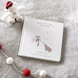 Wishing For A White Christmas Book by Barbara Horspool