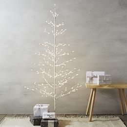 Snow Christmas Tree - 6ft