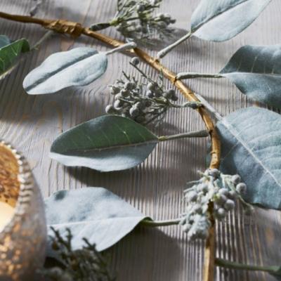 Cedar Leaf Christmas Garland