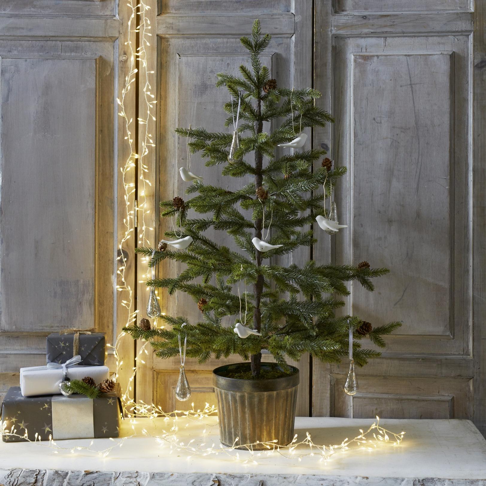 christmas trees the white company uk