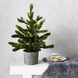 Pre-Lit Christmas Tree – 1.5ft
