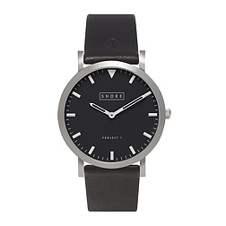 Whitstable Leather Watch