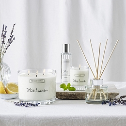 White Lavender Collection