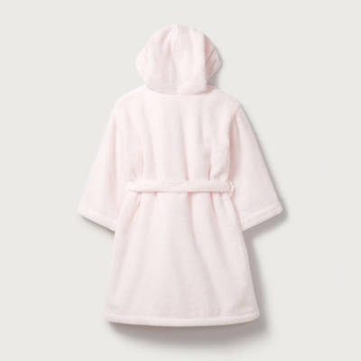 Hydrocotton Robe (5-12 yrs) - Whisper Pink