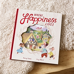 Where Happiness Lives Book by Barry Timms