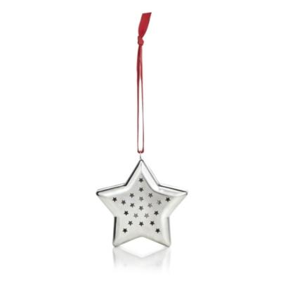 Winter Star Pomander