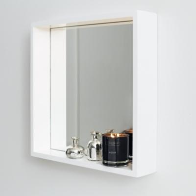 Bathroom Mirror Shelf
