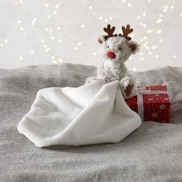 Jingles Reindeer Comforter