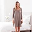 Wide Lace Nightdress