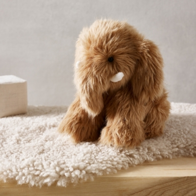 Monty Mammoth Toy - The White Company