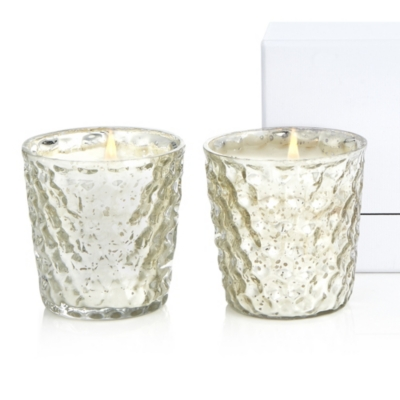 Limited Edition Set Of 2 Winter Votives