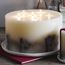 Winter Botanical Candle - Ultimate Indulgence