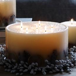 Winter Indulgence Botanical Candle