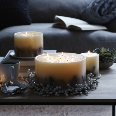 Winter Indulgence Botanical Candle