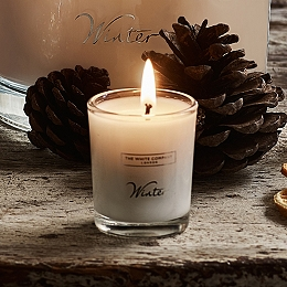 Winter Votive Candle