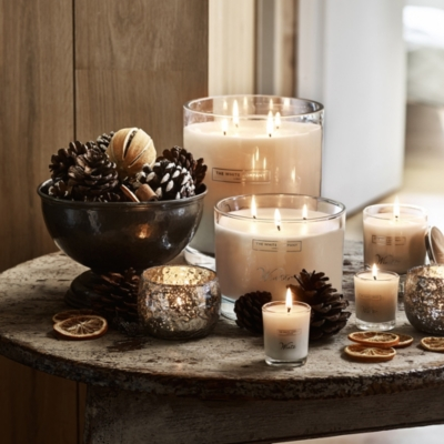 Winter Votive Candle