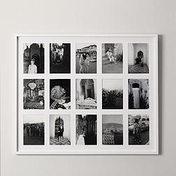 White Fine Memories Frame 15 APP