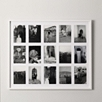 15 Aperture Fine Wood Memories Photo Frame