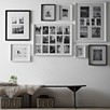 15 Aperture Fine Wood Memories Picture Frame