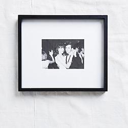 Black Fine Wood Photo Frame 5x7''
