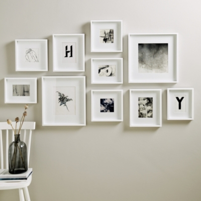 Picture Gallery Large Wall Photo Frame Set | Photo Frames | The ...