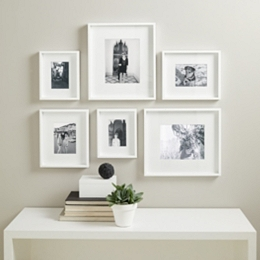 Picture Gallery Wall Small Photo Frame Set